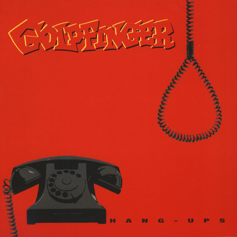 Goldfinger - Hang-Ups Red Vinyl Edition