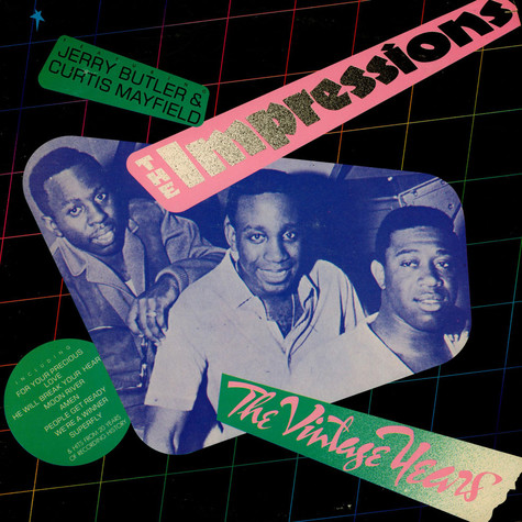 Impressions, The - The Vintage Years