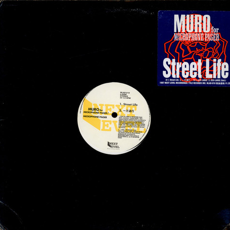 Muro for Microphone Pager - Street Life