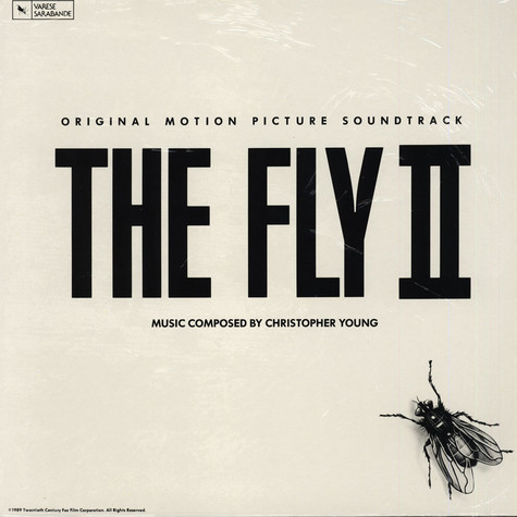 V.A. - OST The Fly II