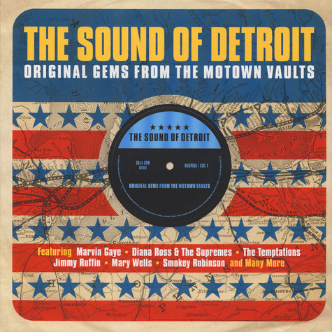 V.A. - The Sound Of Detroit