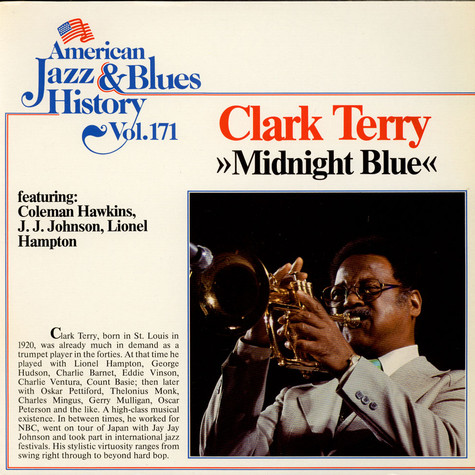 Clark Terry - Midnight Blue