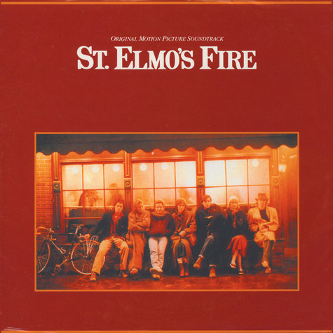 V.A. - OST St. Elmo's Fire