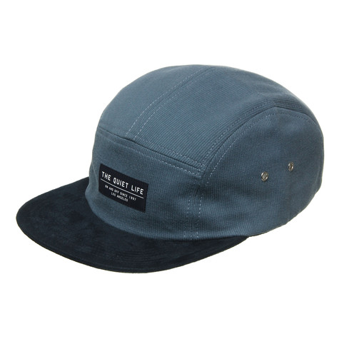 The Quiet Life - Cord Combo 5 Panel Cap