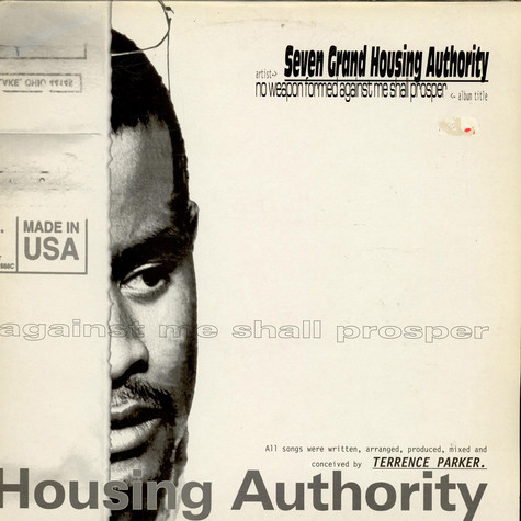 Seven Grand Housing Authority - No Weapon Formed Against Me Shall Prosper