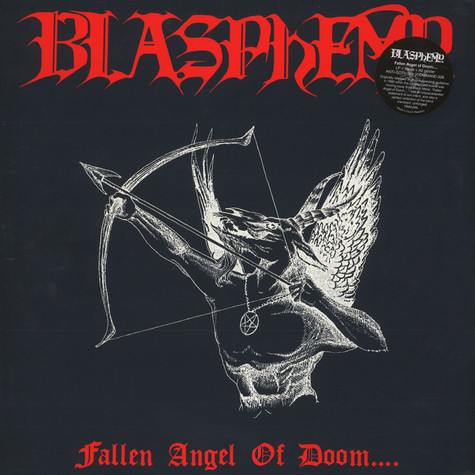 Blasphemy - Fallen Angel Of Doom