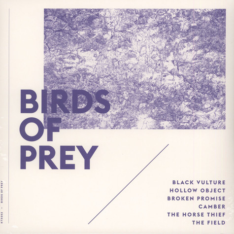 Birds Of Prey - Birds Of Prey