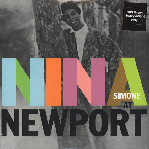 Nina Simone - Nina At Newport 180g Vinyl Edition