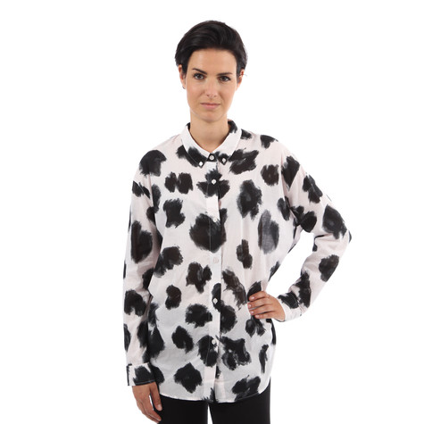 Cheap Monday - Smudgy Leopard Shirt
