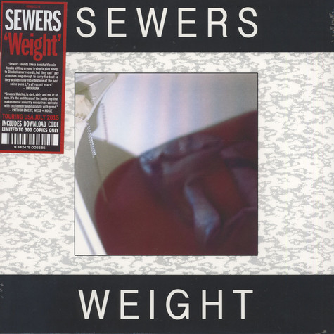 Sewers - Weight