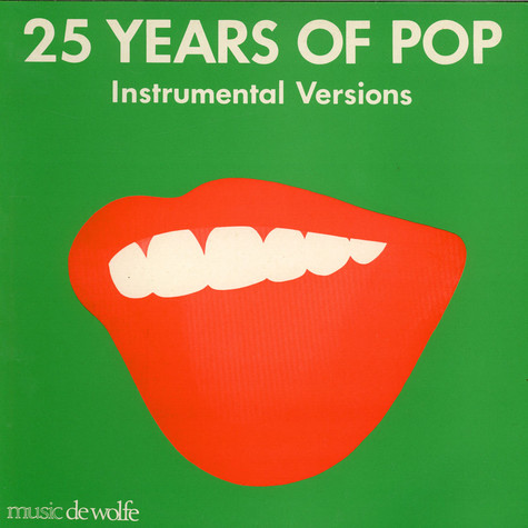 Flint And Wozo - 25 Years Of Pop (Instrumental Versions)