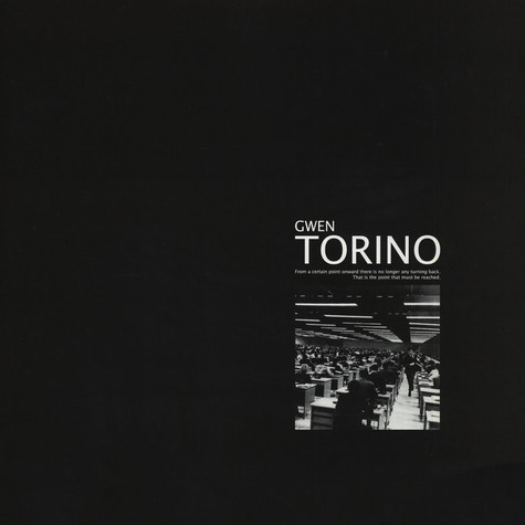 Gwen Torino - From A Certain Point