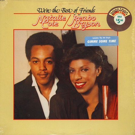 Natalie Cole & Peabo Bryson - We're The Best Of Friends