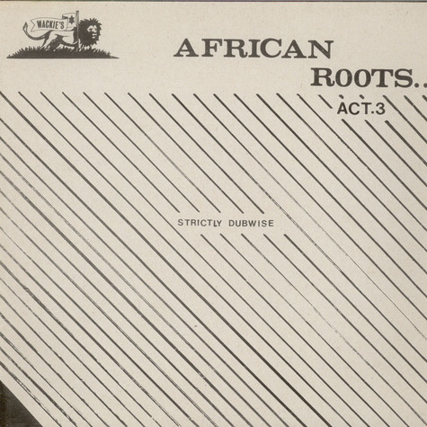 V.A. - African Roots Act 3