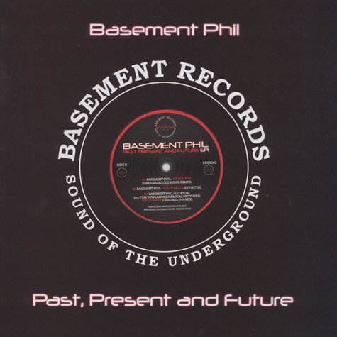Basement Phil - Past Present And Future EP1