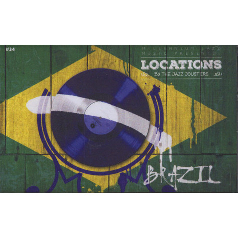 Jazz Jousters, The - Locations: Brazil