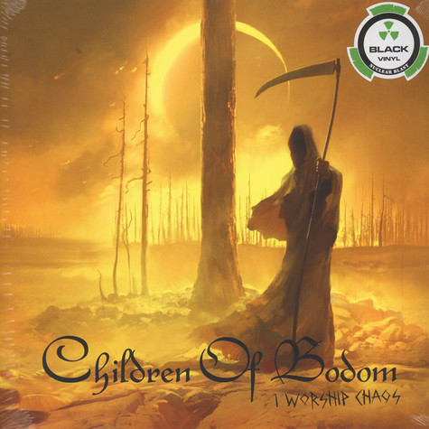 Children Of Bodom - I Worship Chaos Black Vinyl Edition