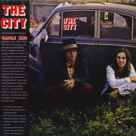 City, The - Now That Everything's Been Said