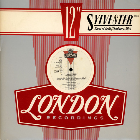 Sylvester - Band Of Gold