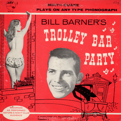 Bill Barner - Trolley Bar Party