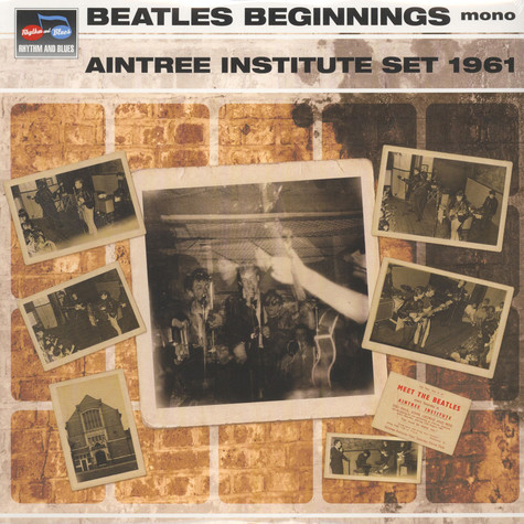 V.A. - Beatles Beginnings: The Aintree Institute Set