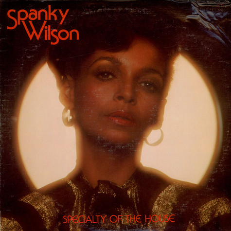 Spanky Wilson - Specialty Of The House