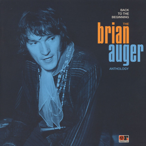Brian Auger - Back To The Beginning: The Brian Auger Anthology