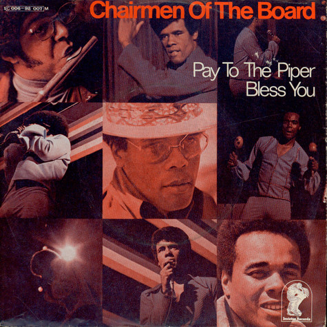 Chairmen Of The Board - Pay To The Piper