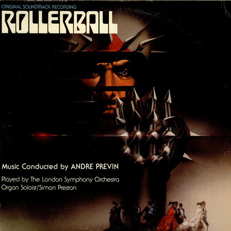 André Previn - OST Rollerball