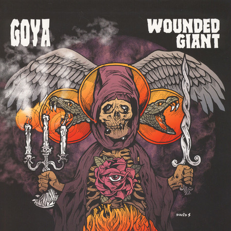 Goya / Wounded Giant - No Place In The Sky / Room Of The Torch