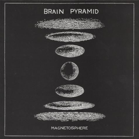 Brain Pyramid - Magnetosphere Colored Vinyl Edition