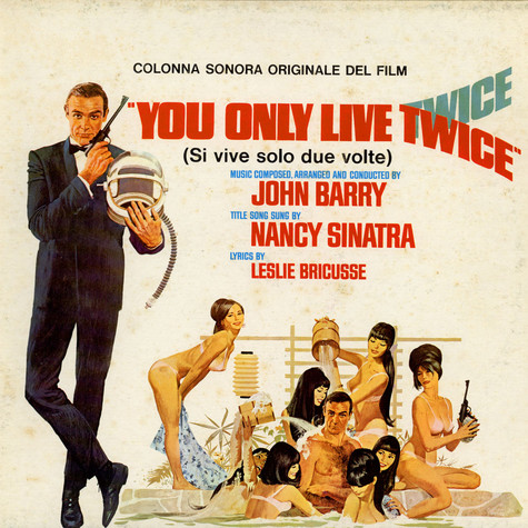 John Barry - OST You Only Live Twice