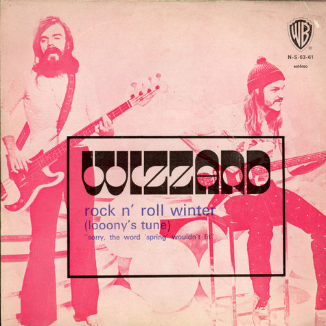 Wizzard - Rock N' Roll Winter (Loony's Tune)