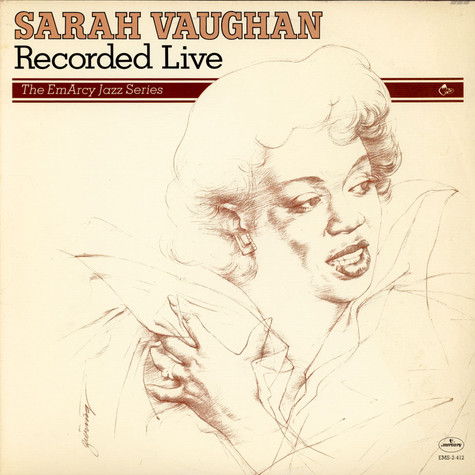 Sarah Vaughan - Recorded Live