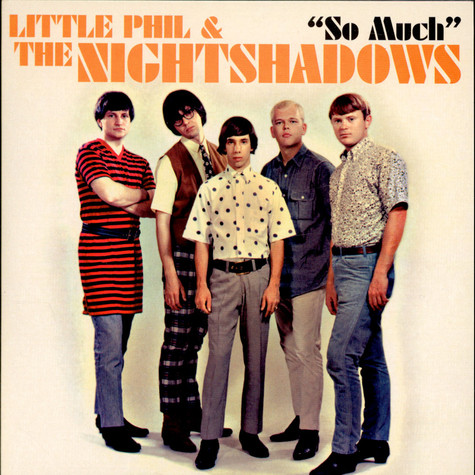Little Phil & The Night Shadows - So Much