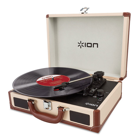 Ion Audio - Vinyl Motion Deluxe