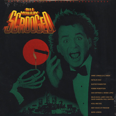 V.A. - OST Scrooged