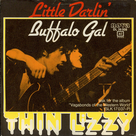 Thin Lizzy - Little Darlin'