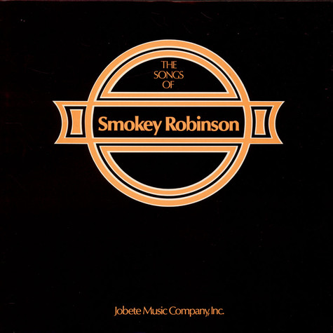 Smokey Robinson - The Songs Of