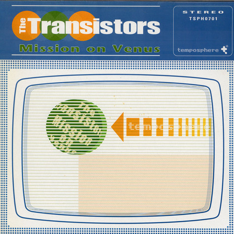 Transistors, The - Mission On Venus
