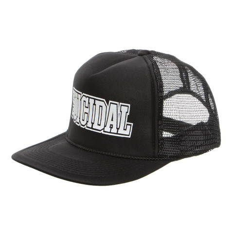 Suicidal Tendencies - Blocks Lettering OG Flip Hat