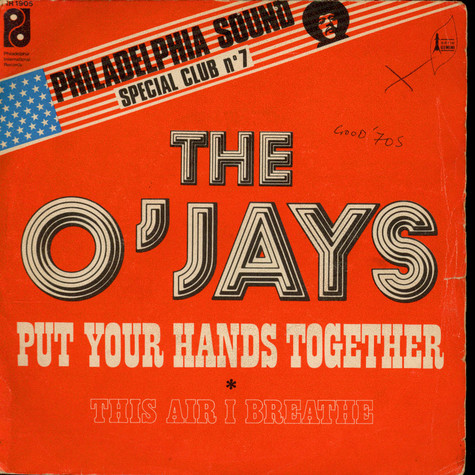 O'Jays, The - Put Your Hands Together