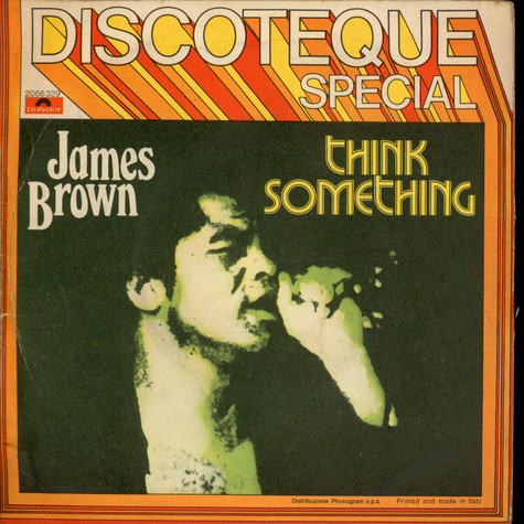 James Brown, - Think