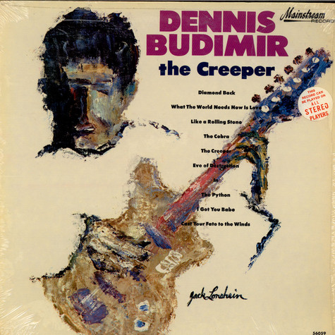 Dennis Budimir - The Creeper