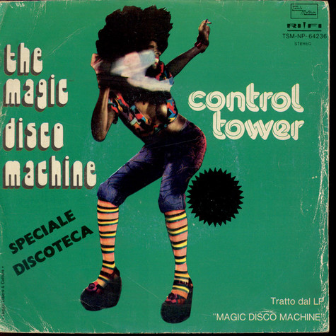 Magic Disco Machine, The - (I Could Never Make) Better Man Than You