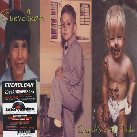 Everclear - Sparkle And Fade