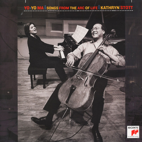 Yo-Yo Ma & Kathryn Stott - Songs from the Arc of Life