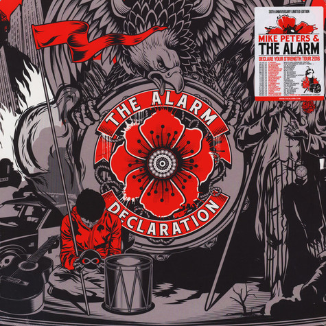 Alarm - Declaration 30Th Anniversary