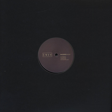 Mikarma - Passes LP Disc 2