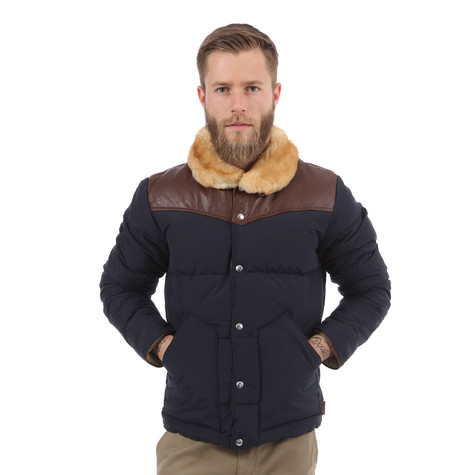 Penfield - Rockwool Leather Yoke Jacket